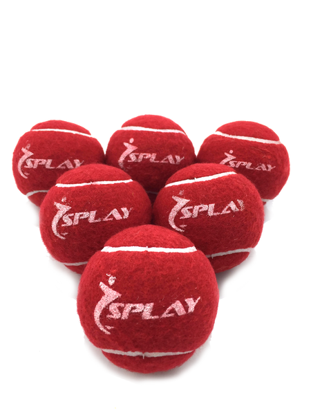 Hard Felt Playing Ball (6 Pack)