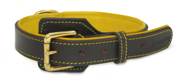 The Huntington Collection Collar (Bistre Brown)