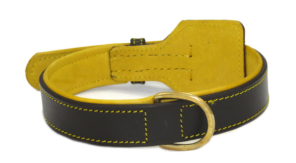 The Huntington Collection Collar (Bistre Brown) - DoggyHQ