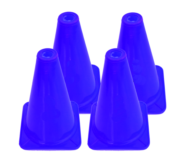 Classic Training Cones (Navy Blue)