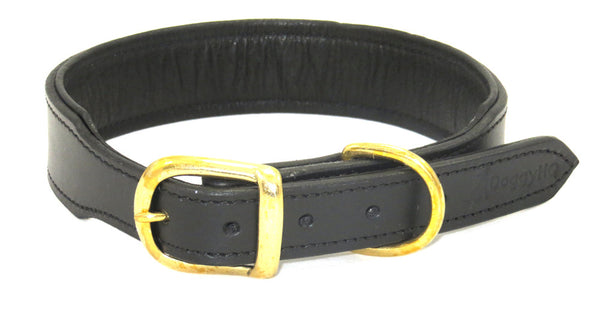 The Vintage Collection Collar (Liquorice Black)
