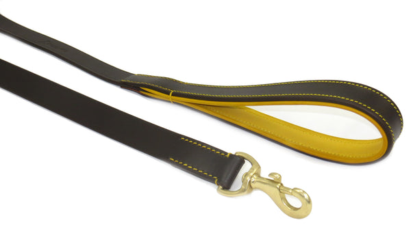 The Huntington Collection Leash (Bistre Brown) - Set of 2
