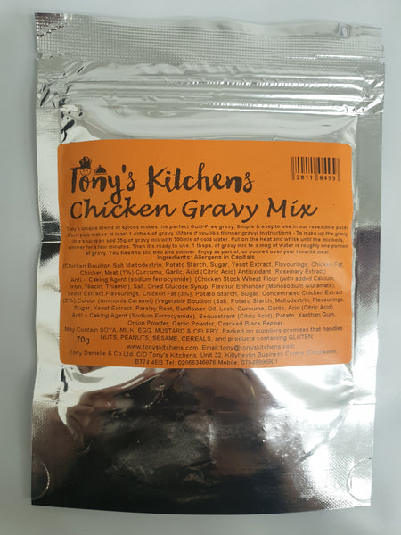 Online - Chicken Gravy Mix