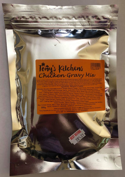 Online - Large Chicken Gravy Mix