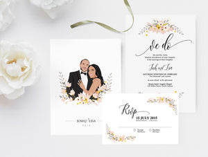 Top 5 Ways to Theme your Wedding Stationary