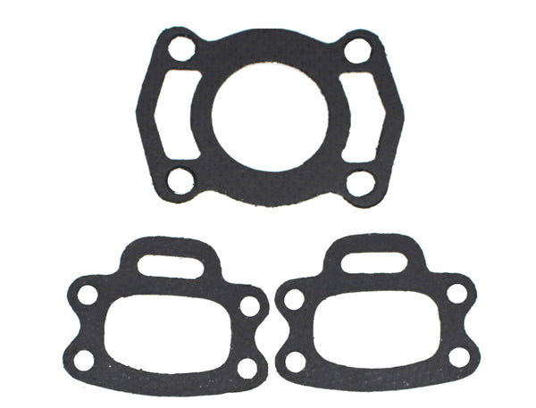 SEADOO Exhaust Manifold Gasket kit. Includes  OEM Part Numbers: 420950253,and two of 420850638