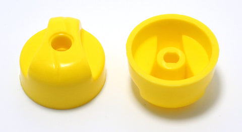 SeaDoo Fuel Knob Selector 275500299 Yellow Xp Ltd Gtx Gsx Hx Spx Gti Rx Gs