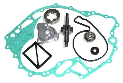 New Seadoo 4 Tec 02-14 Primary Rear Oil Pump Rebuild Kit RXP RXT RXPX RXTX GTR 420-837-472 420-956-675 420-931-130 420-650-310 420-650-370 420-950-840 420-811-590 420-956-950 711-256-630 420-256-606