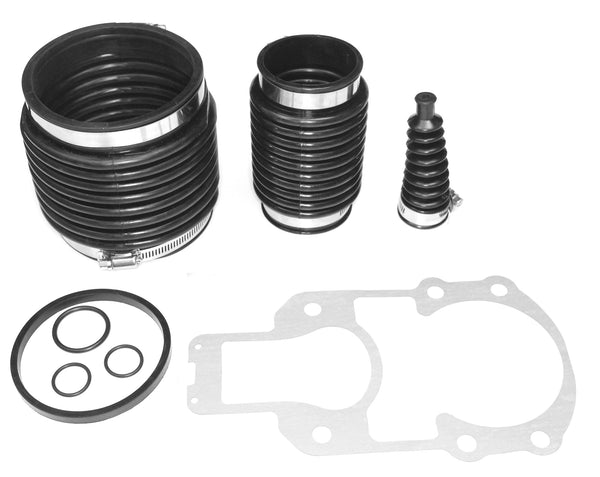 Mercruiser Alpha One Bellows Kit for  R, MR #1 Kit 30-803097T1 60932A4 186541