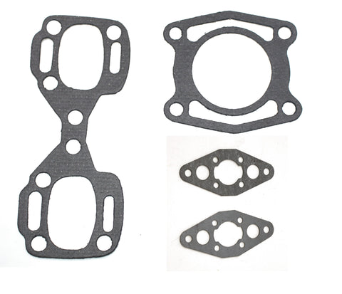 ftermarket Sea-Doo Exhaust Gasket Kit 787 / 800 XP800 / Challenger / GTX / XP / SPX 420931481 / 420931503 /420931540 Replaces SBT # 51-107