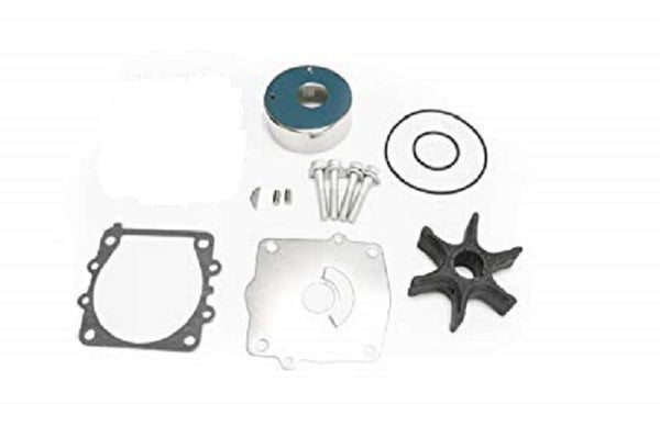 New Water Pump Impeller Repair Kit 68V-W0078-00-00 Yamaha 115HP Outboard Motors