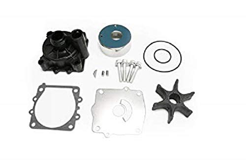 New Water Pump Repair Kit with Housing for Yamaha 150-300hp V6 61A-W0078-A2-00