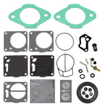 Yamaha Carb Rebuild Kit Mikuni with Base Gasket 6M6-13556-A1-00 6M6-13556-00-00 Sj Wr Vxr Lx 15-001
