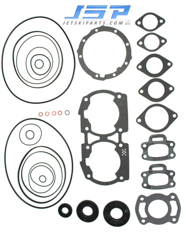 Seadoo Engine Rebuild Gasket Crank Seal Kit 650 657 Xp Spx Spi Gtx Gsx  plete on personal watercraft parts