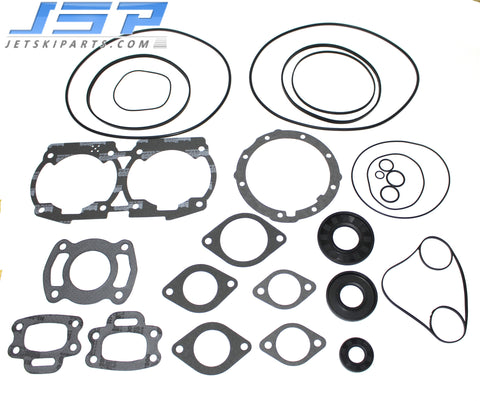 SEADOO ENGINE REBUILD GASKET CRANK SEAL KIT 717 720 XP HX
