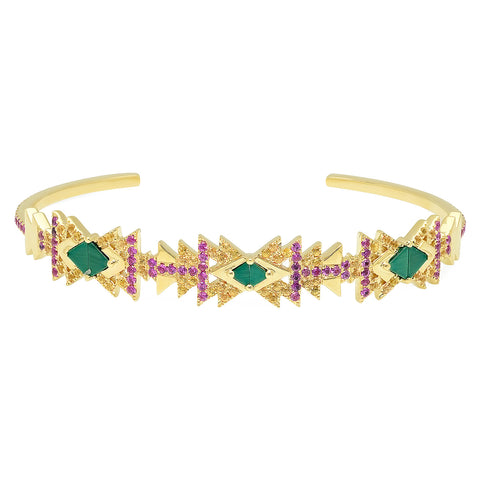 Wise Bracelet Yellow Gold