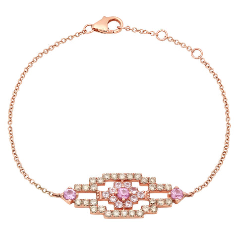 Wise Bracelet Rose Gold