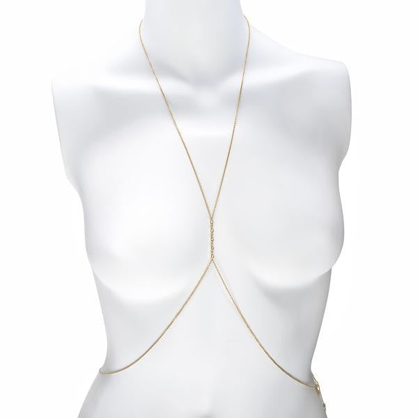 Signature Body Chain Yellow