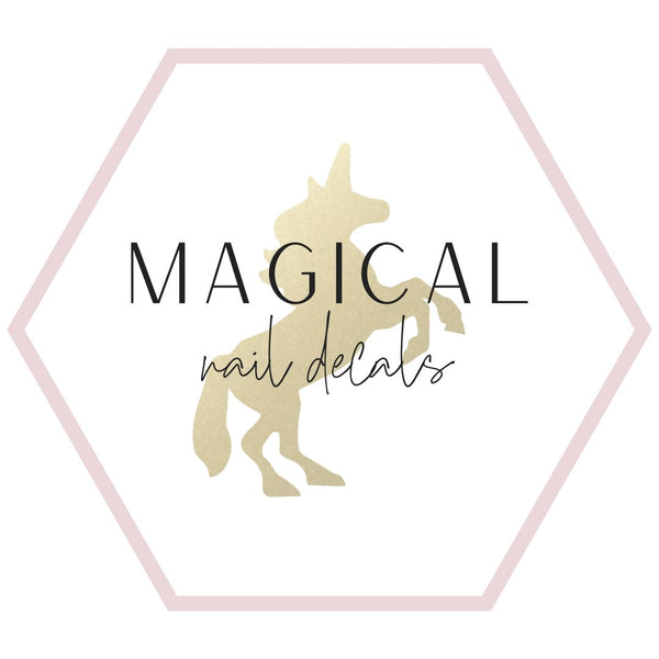 Nail Decals - Magical Collection