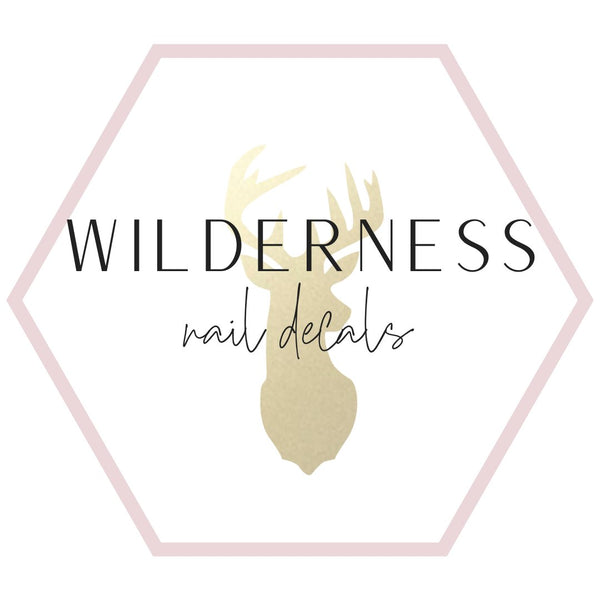 Nail Decals - Wilderness Collection