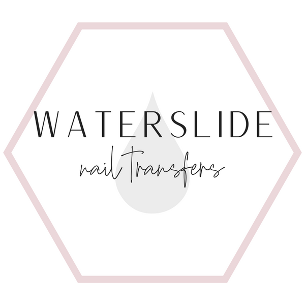 Nail Transfers - Water Slide Collection
