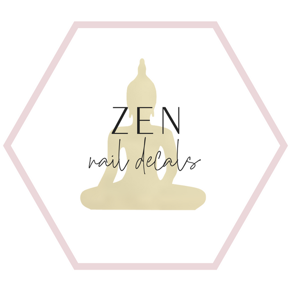 Nail Decals - Zen Collection