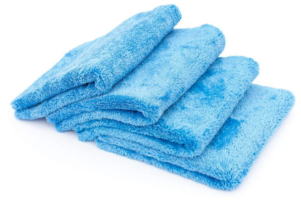 Edgeless 500GSM 16x16 Microfiber Detailing Towels (4-PACK)