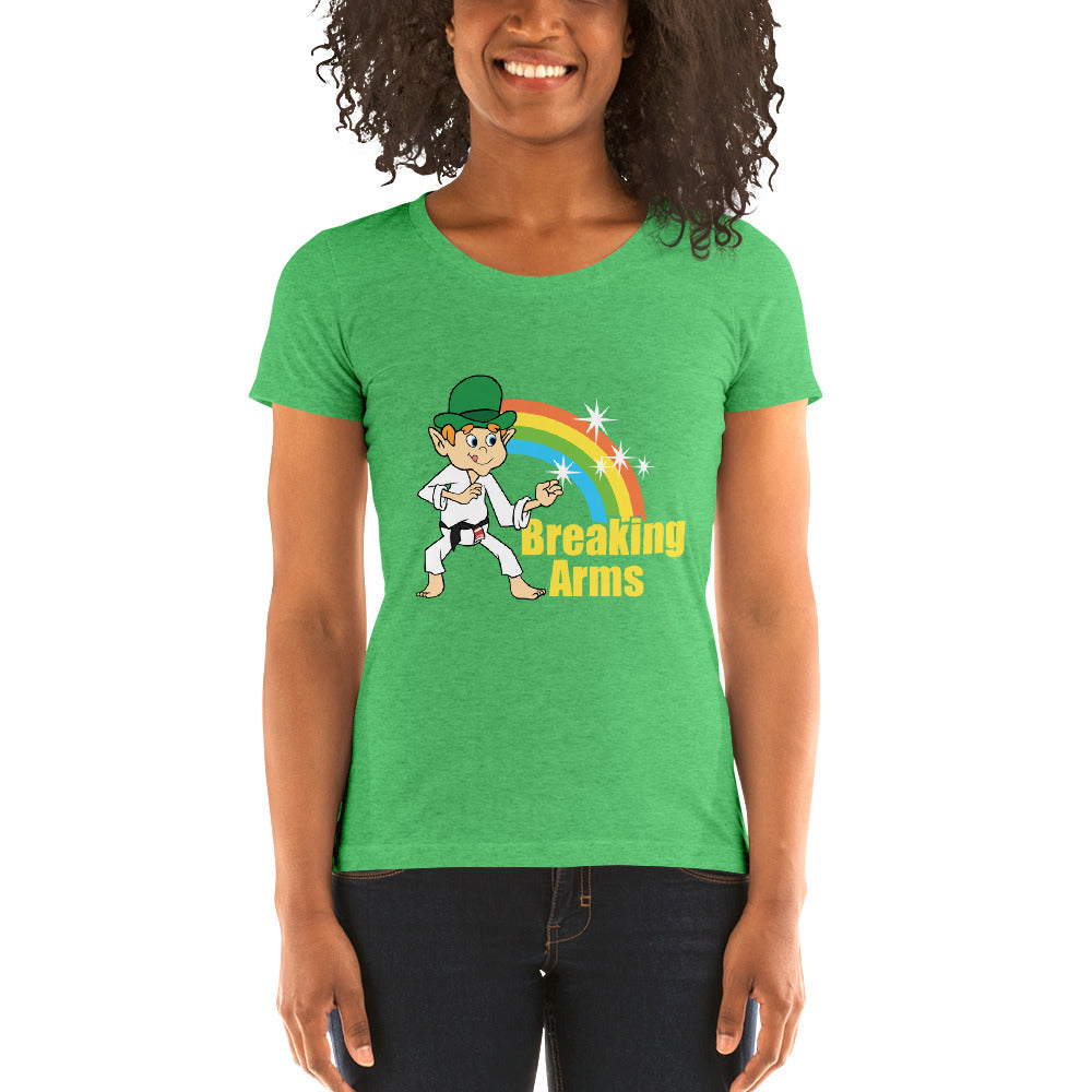 woman's Jiu-Jitsu t-shirt