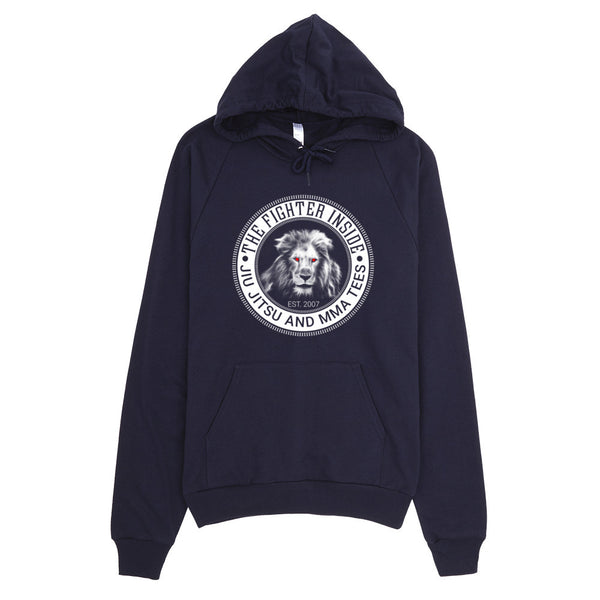 The Fighter Inside Hoodie