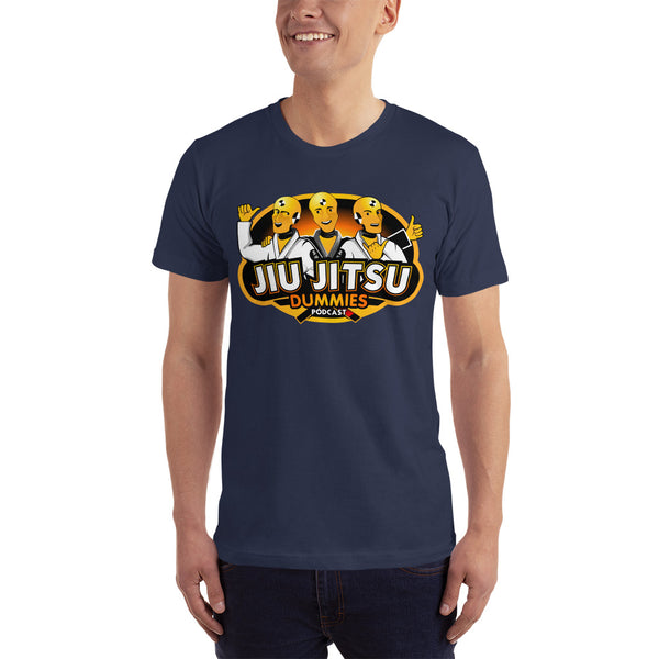 Jiu Jitsu Dummies Podcast T-Shirt
