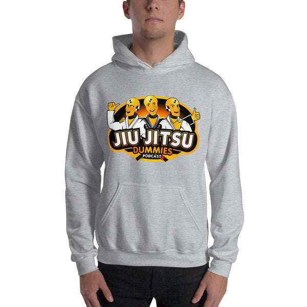 bjj podcast hoodie