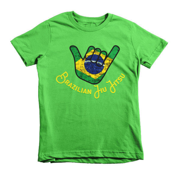 youth bjj tees