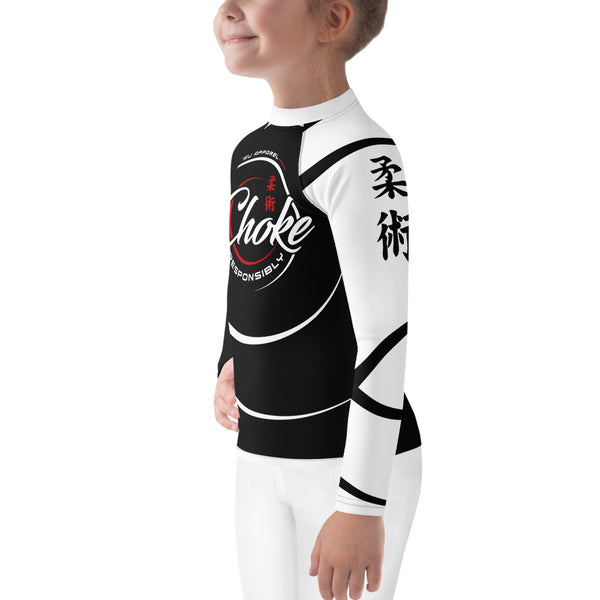 kids jujitsu rash guards