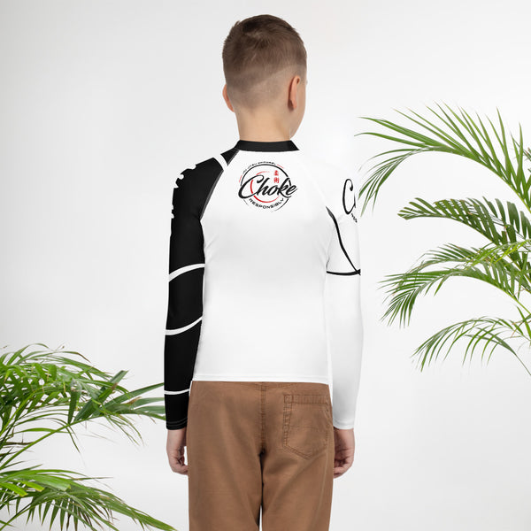 teen bjj rash guard