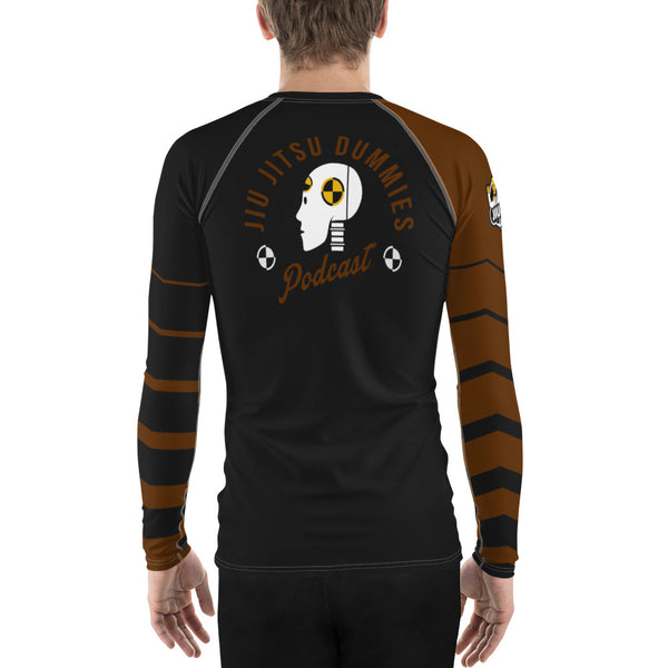 ju jitsu rash guard