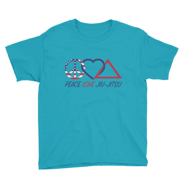 love and bjj tee