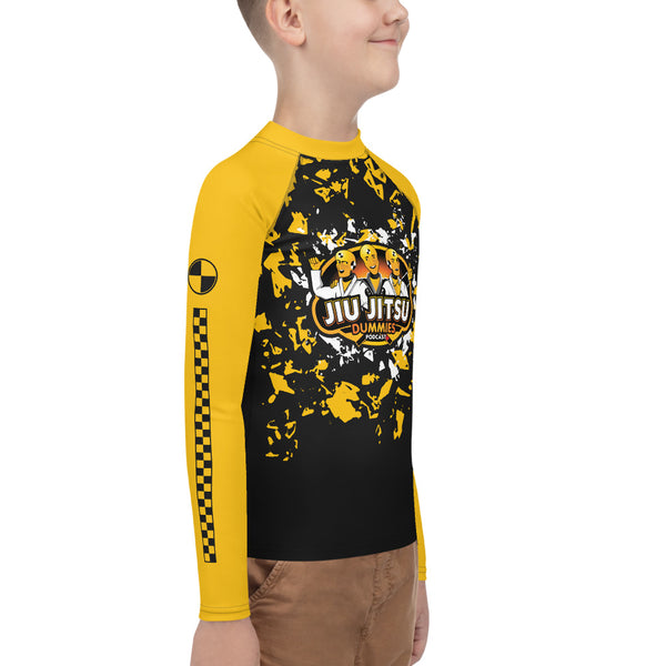 boys rash guards