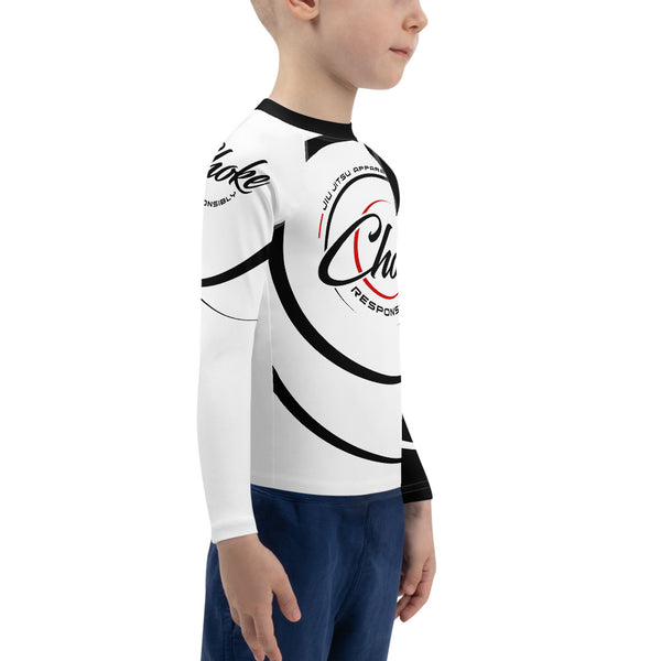 kids bjj rash guards