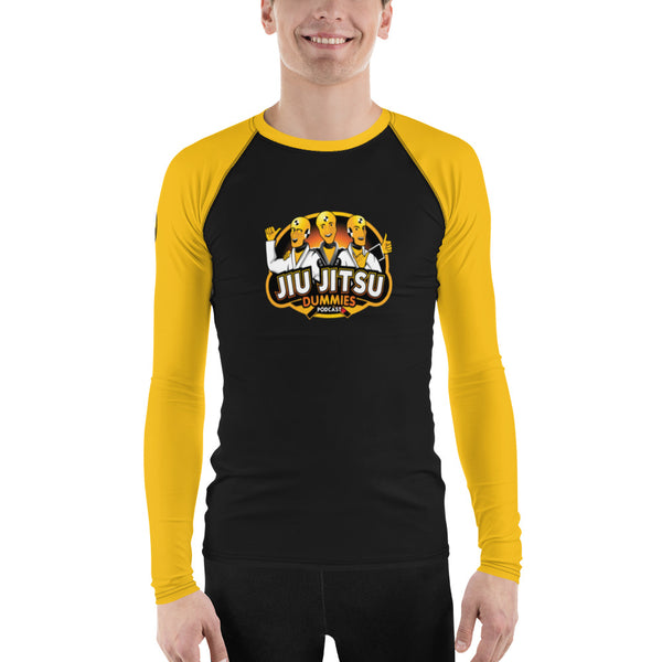 Men's bjj Rash Guard