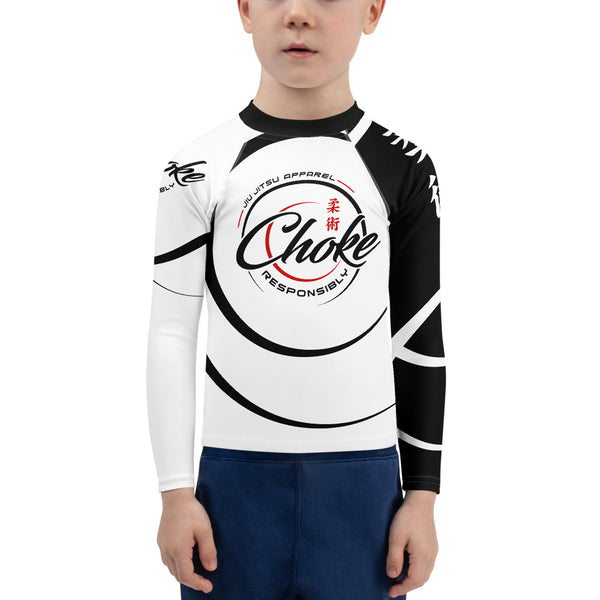 youth rash guard