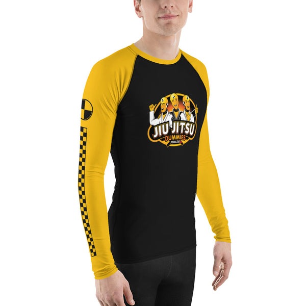 Jiu JIitsu Dummies Men's Rash Guard