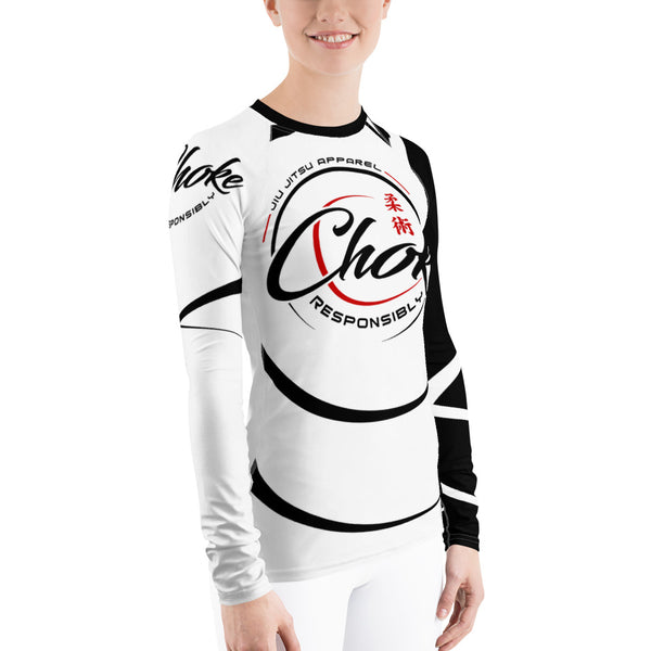 girls jiu jitsu rash guard