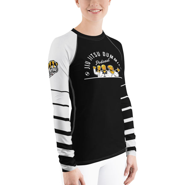 girls rash guard