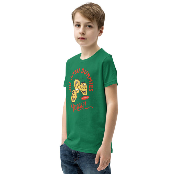 JJD Podcast Youth Short Sleeve T-Shirt