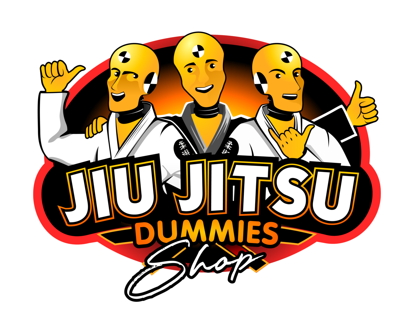 Jiu Jitsu Dummies Podcast Store