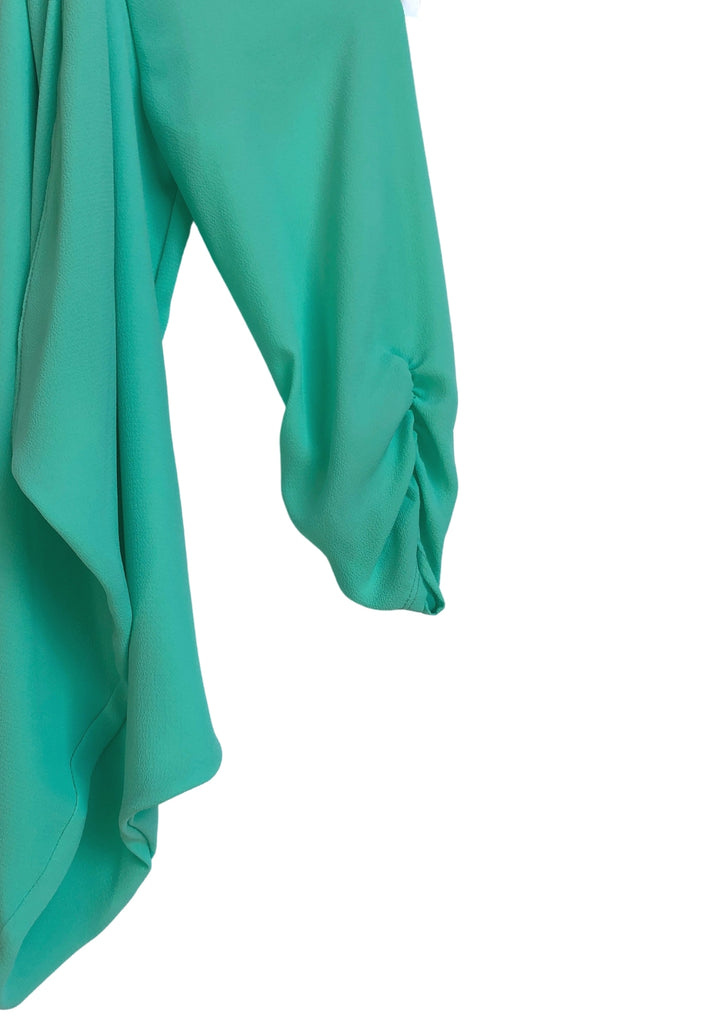Everyday Stretch Tuxedo Blazer - Mint