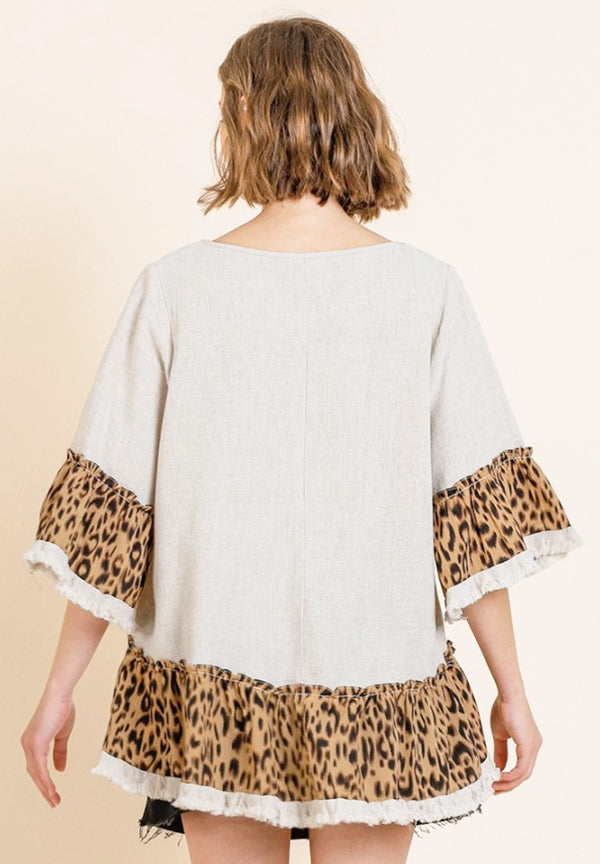 Jungle Bell Sleeve