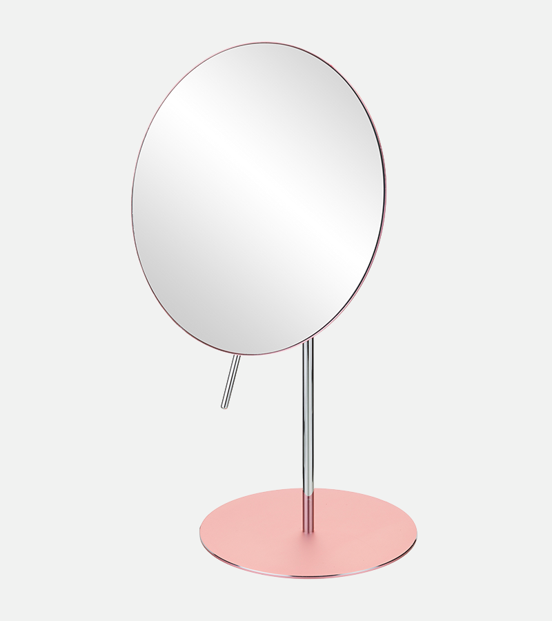 THE JACKIE - Modern Round Freestanding Mirror