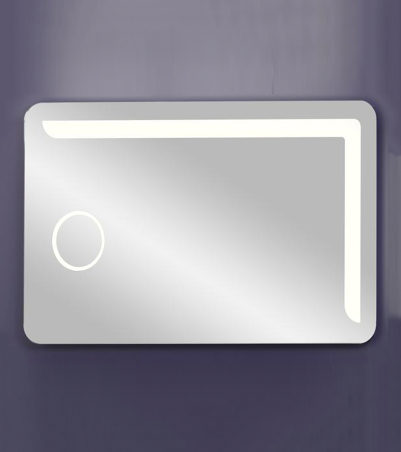 THE ISABELLA - Motion Sensor Activated Color-Lighted Vanity Mirror
