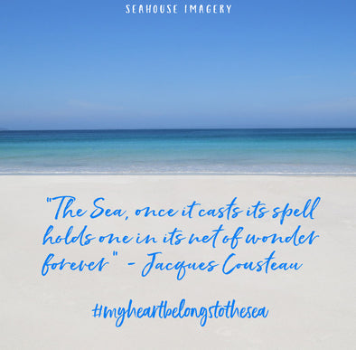 Want Ideas for Coastal Inspired Sayings to Overlay on your Instagram Photos?